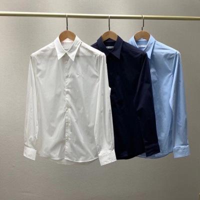 Givenchy纪梵希衬衫  春秋男士长袖翻领商务衬衣-16