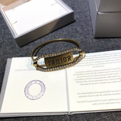 Dior 迪奥 JADIOR系列 字母牌手镯 超好看 人手必备款