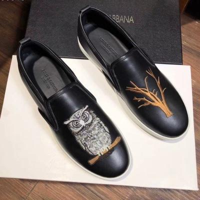 男士秋季新款帆布鞋一脚蹬懒人鞋 潮流透气休闲板鞋