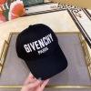 Givenchy 纪梵希 黑色男士棒球帽 经典百搭潮流 msyd081303