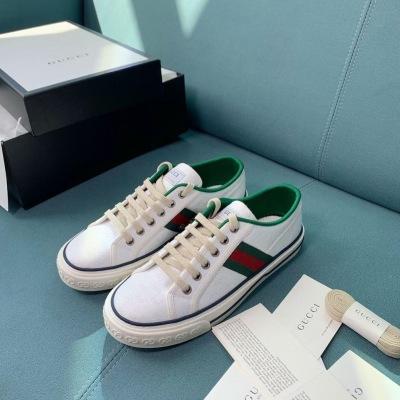 Gucci/ 古驰2020新款女士休闲运动板鞋经典款