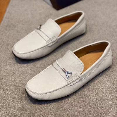 Bally/巴利经典男士小牛皮豆豆鞋商务休闲懒人豆豆鞋