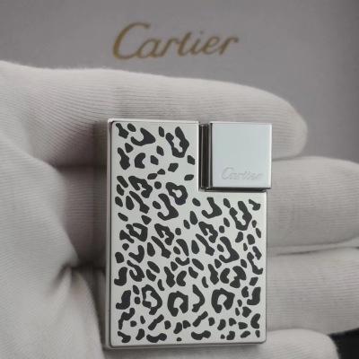 卡地亚 Cartier 气体打火机 配全套包装wbl082011