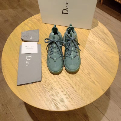 Diro\迪奥百搭款女士老爹鞋 系带休闲大底运动鞋