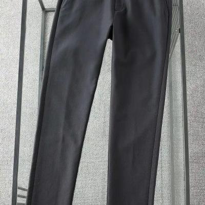 BURBERRY/巴宝莉西裤 男士长腿商务休闲西裤-19