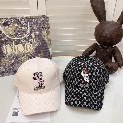 【NY】2020专柜新款刺绣棒球帽,可爱经典mzyj082821