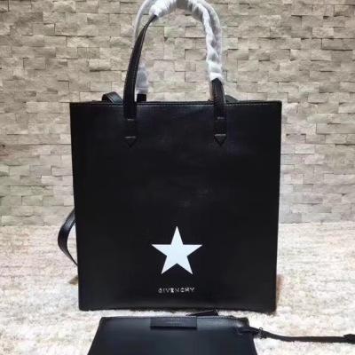 Givenchy/纪梵希  购物袋手提单肩包 竖款手提  子母包 中性款男神女神都适合 JFX-XG