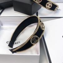 Chanel香奈儿 中古链条编织发箍 精致优雅的链条元素 时尚百搭msyd083107