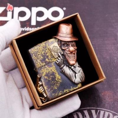 之宝 Zippo 煤油打火机 配全套包装wbl090315