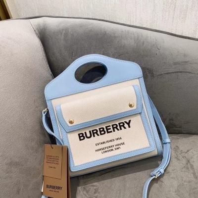 BURBERRY/巴宝莉手提包斜挎包 简直不要太好看了!超级复古特别 手拎侧背都很酷 BBL-YS