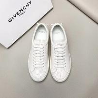 Givenchy\纪梵希男士经典纯色牛皮打孔透气休闲鞋 小白鞋 板鞋