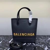 Balenciag 巴黎世家Ville手提斜挎包 字母包流行登场 BLSJ-2H