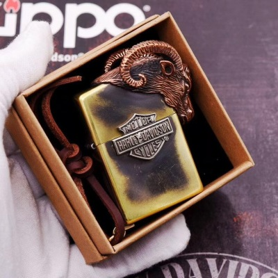 之宝 Zippo 煤油打火机 配全套包装 彰显男人的气质wbl091101